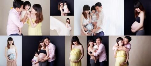 Singapore maternity photography photoshoot Orange Studios
