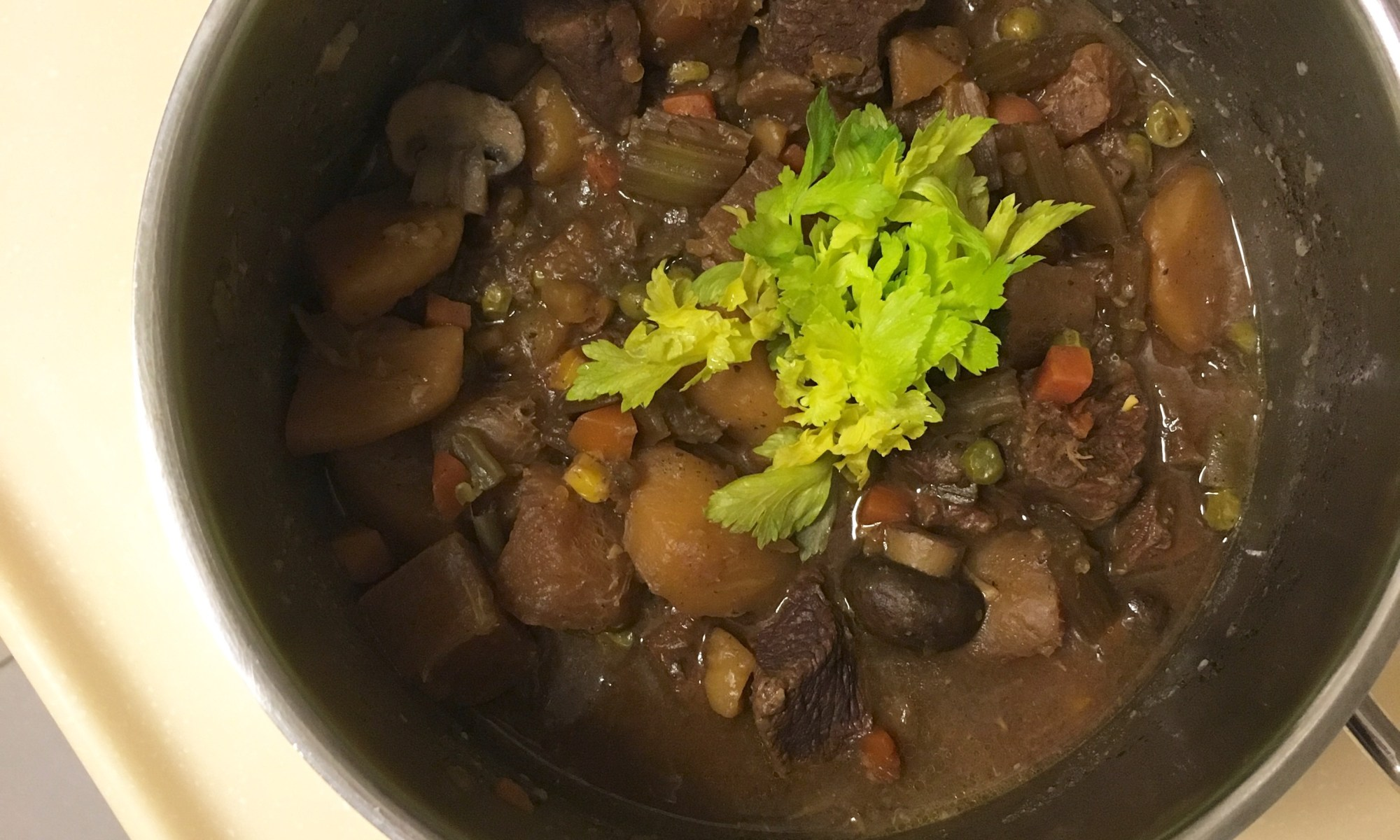 how to cook One-pot Beef Stew Recipe