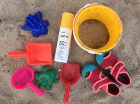 tips sun safety sunscreen protection for children
