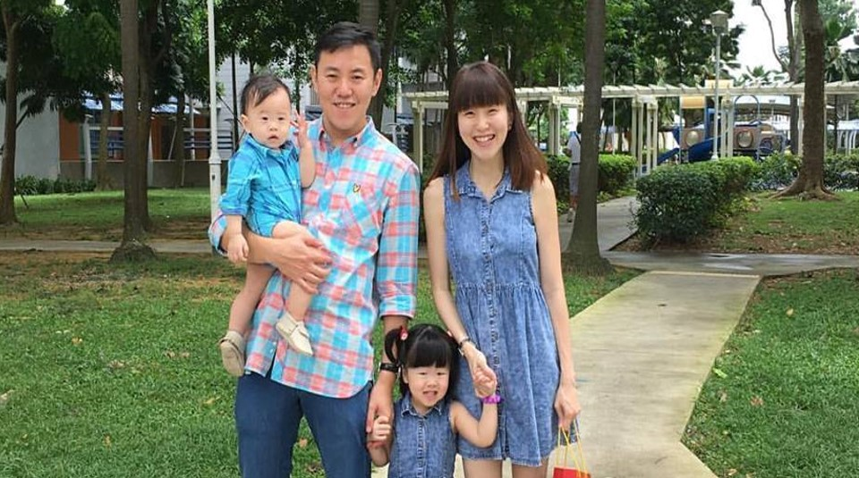Raising family in Singapore childcare parents mummy bloggers