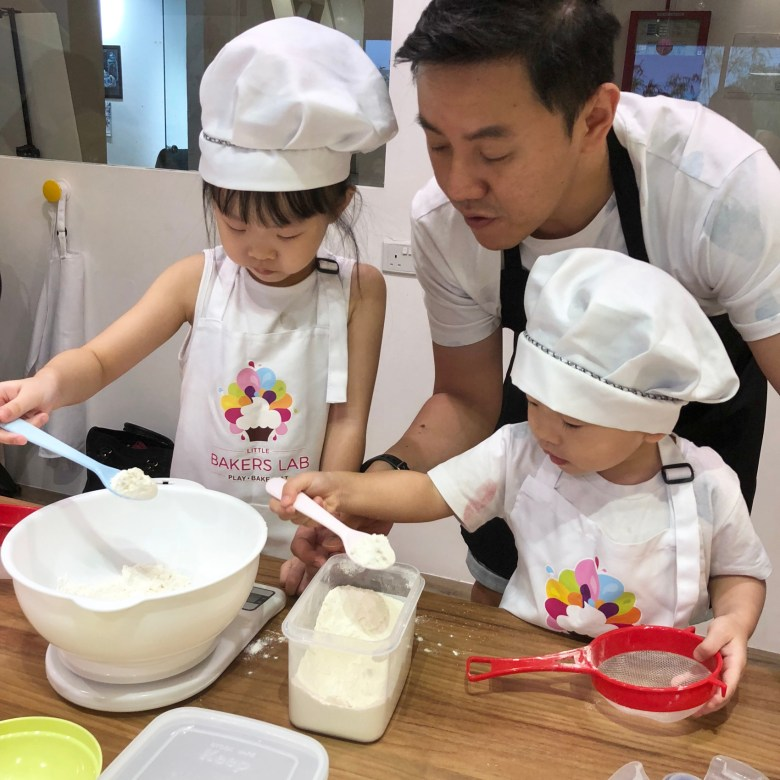kids baking classes in Singapore