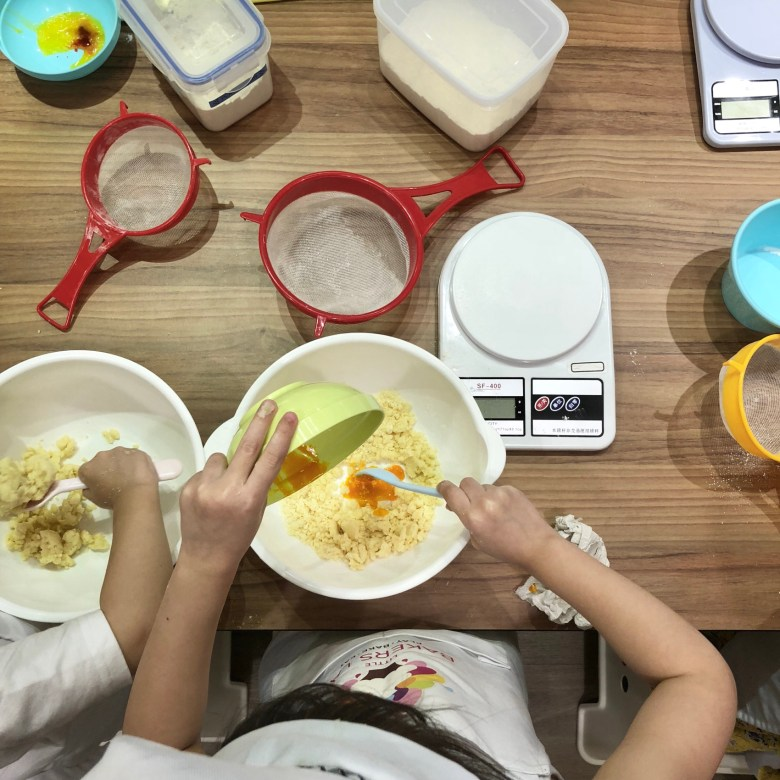 kids baking class in Singapore