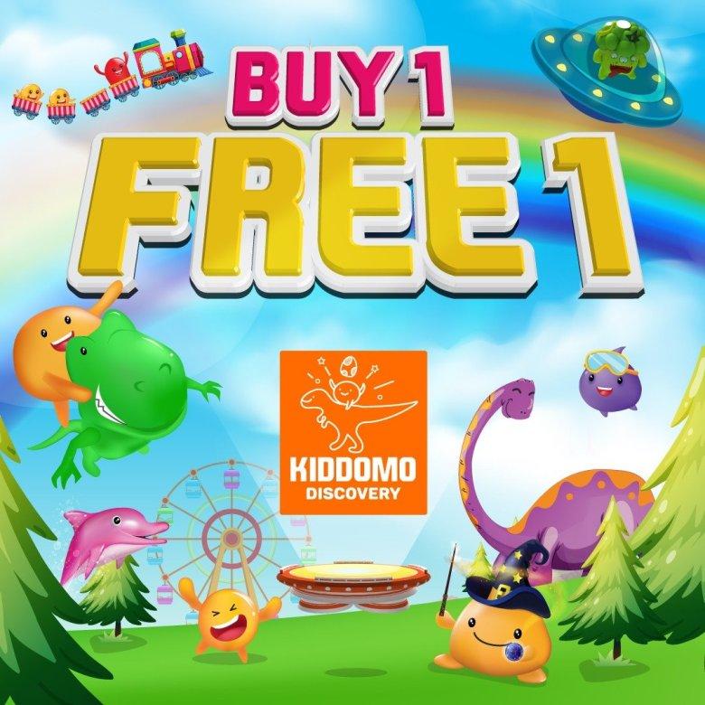 special promo kiddomo discovery playland johor bahru