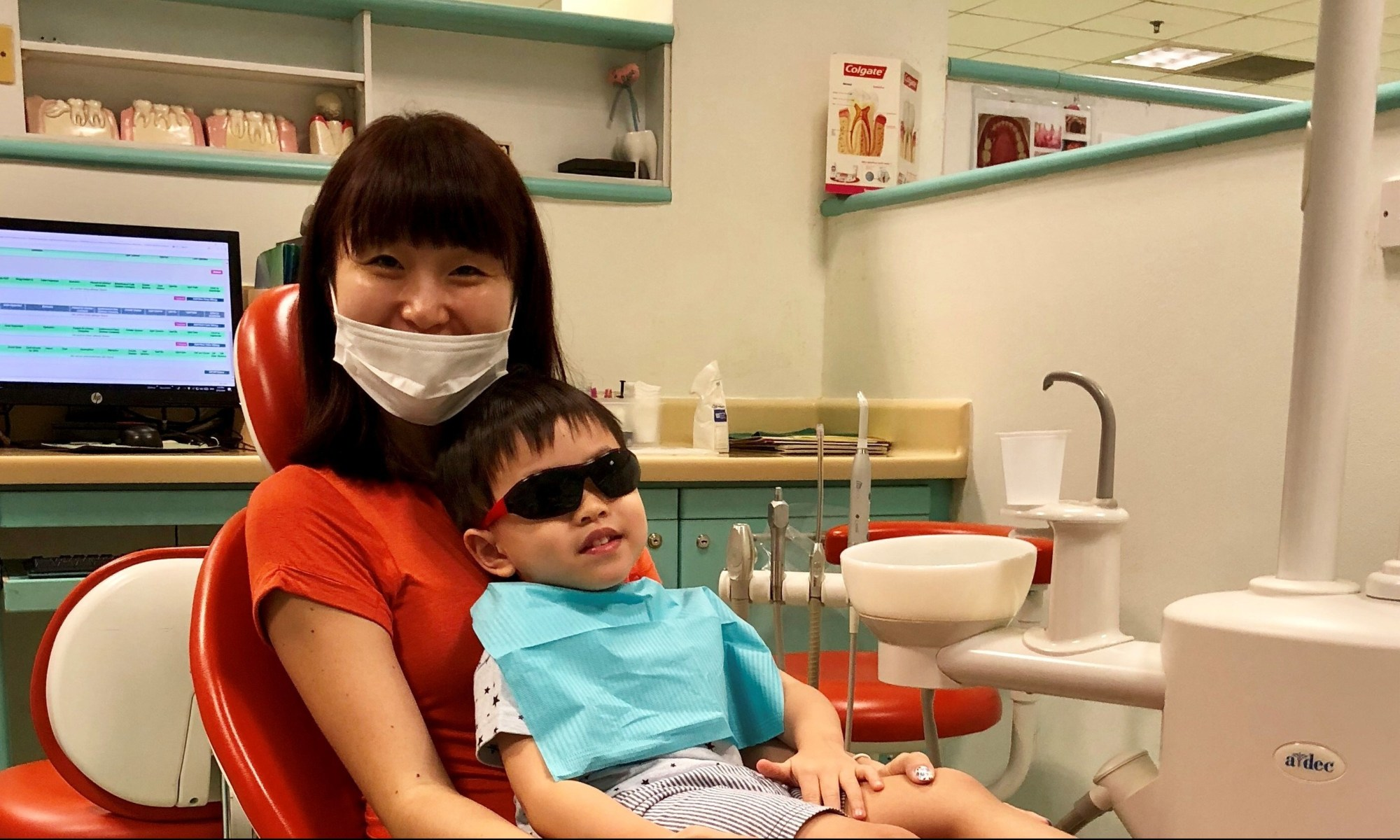 singapore mum blogger review kids dentist