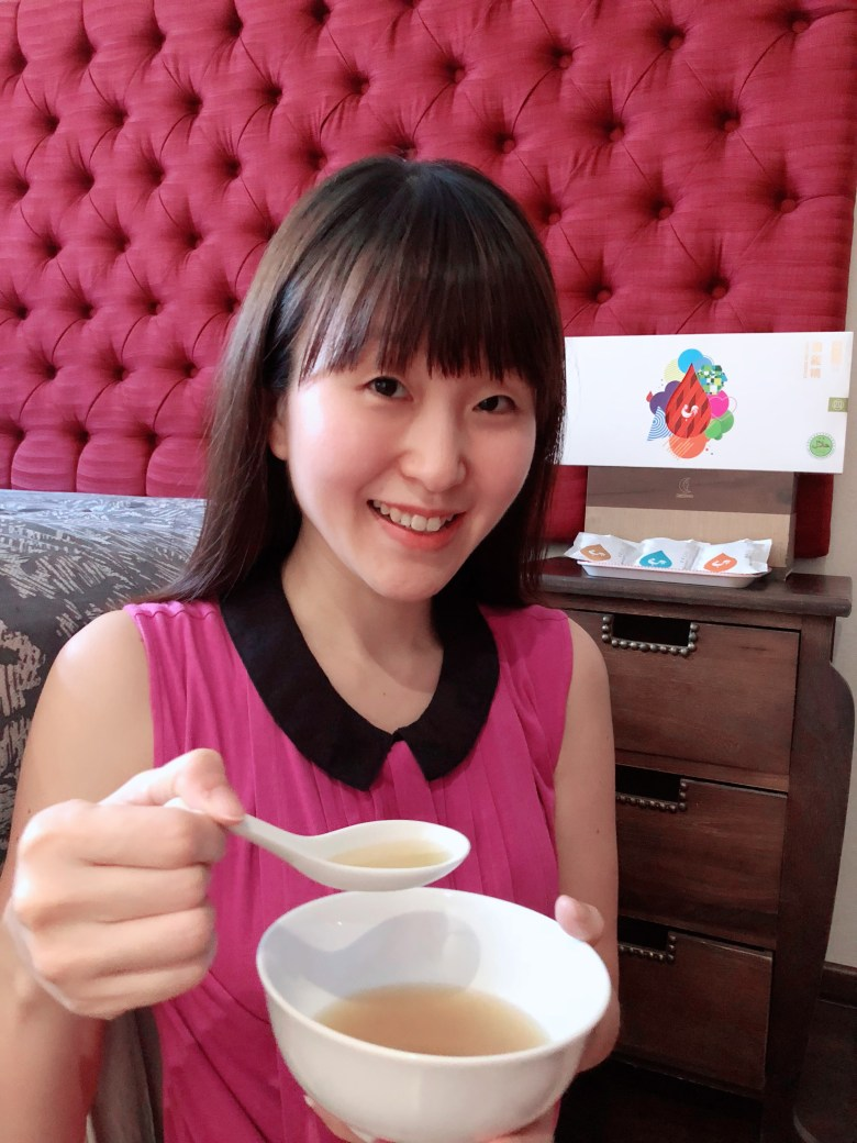 singapore mum blogger review  Tian Yuan Xiang chicken essence