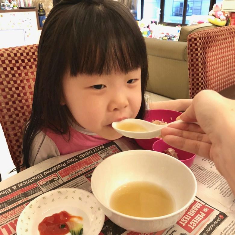 kids drink chicken essence