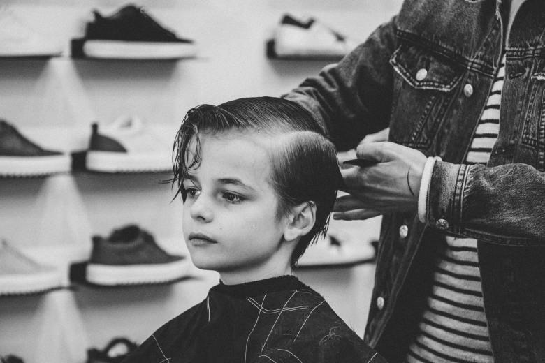 YOON salon reviews kids haircut