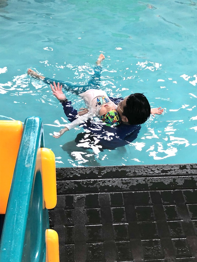 Little splashes aquatics review