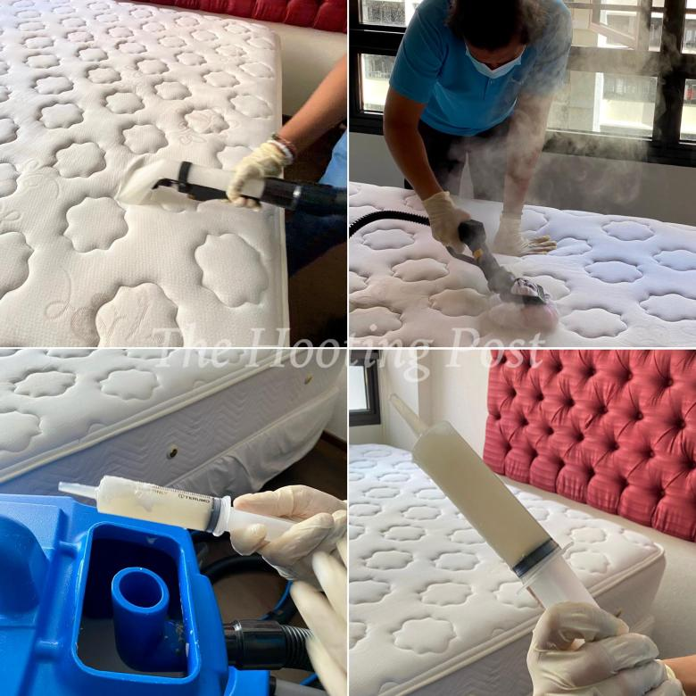 mattress cleaning and disinfection singapore