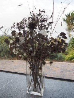 Seed head bouquet