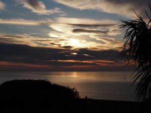 March Sunset progression 1