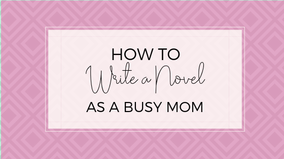 Have you felt like it was impossible to write a novel as a busy mom? Check out this interview with Heather Chapman, a publish author, for tips on how to write a novel as a busy mom.