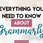How to Use Grammarly
