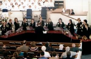 handbells bon air baptist church
