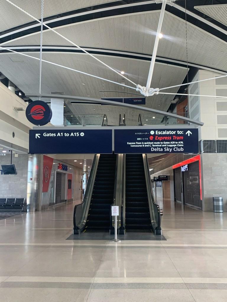 Detroit airport guide