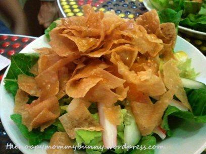 Asian Sunshine Salad