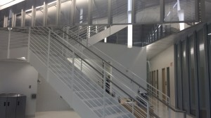 Lobby of the brand new OSCAR Building. (Photo Credit: Nettiesha Scott)