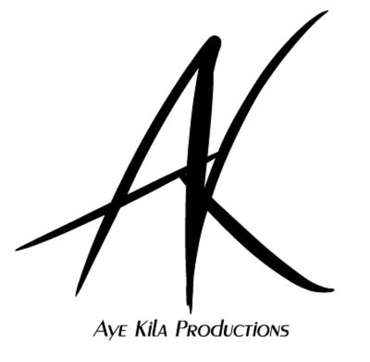 Kamarah Rice official logo for Aye Kila Productions
