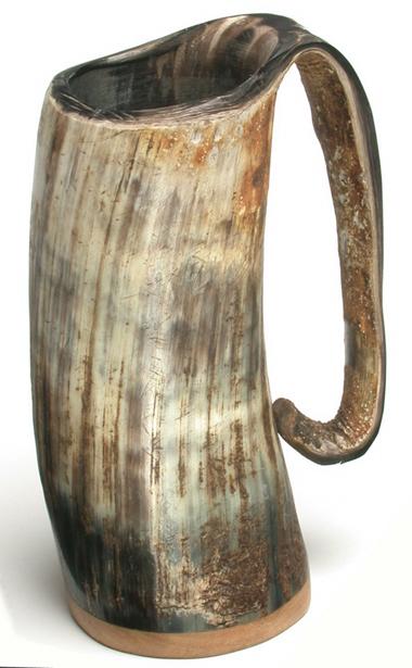 Drinking HornsHorn Mugs Amp Cups The Hornsmythe