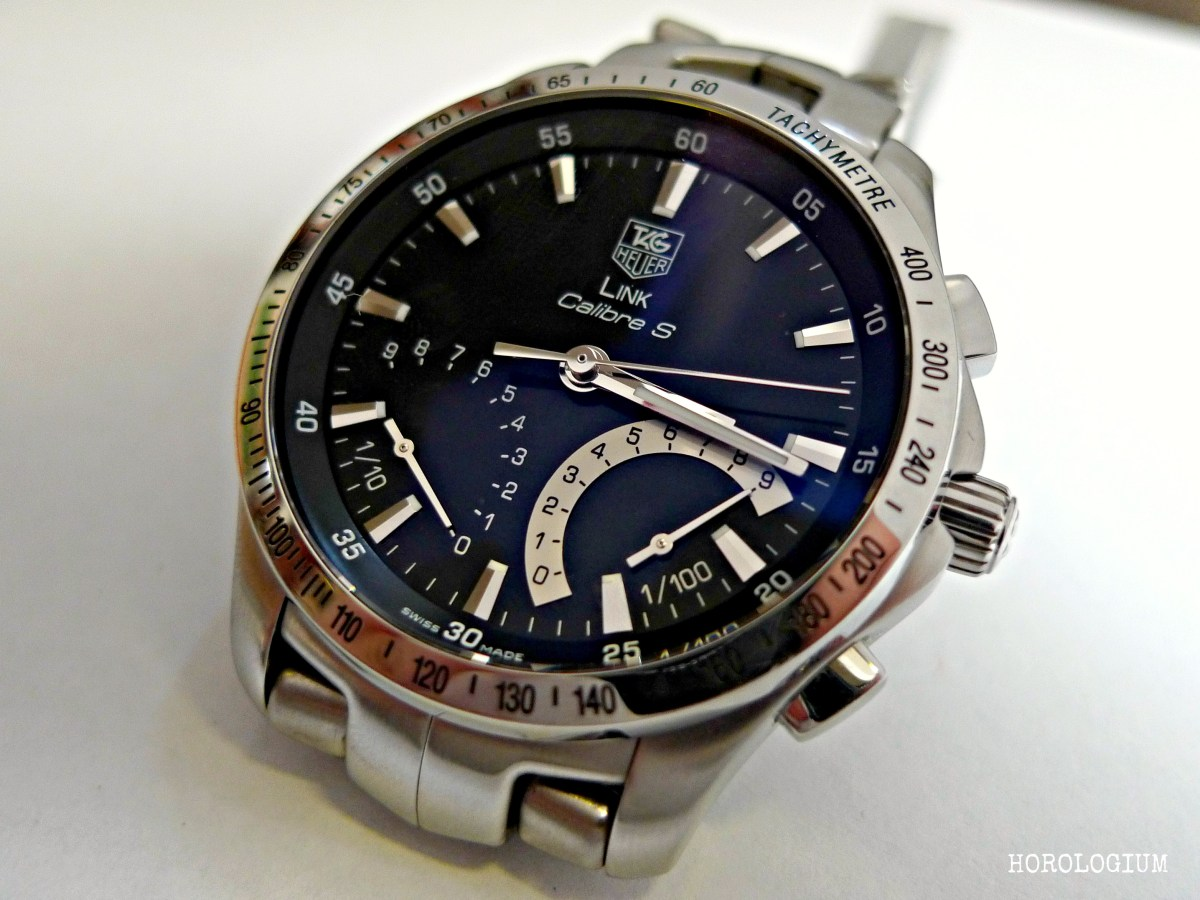 TAG Heuer's Electro-mechanical Link Calibre S
