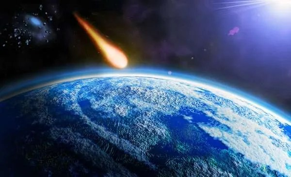 Best-Selling Author Claims That Giant Comet Is About To ...