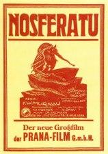 German movie poster (1922)