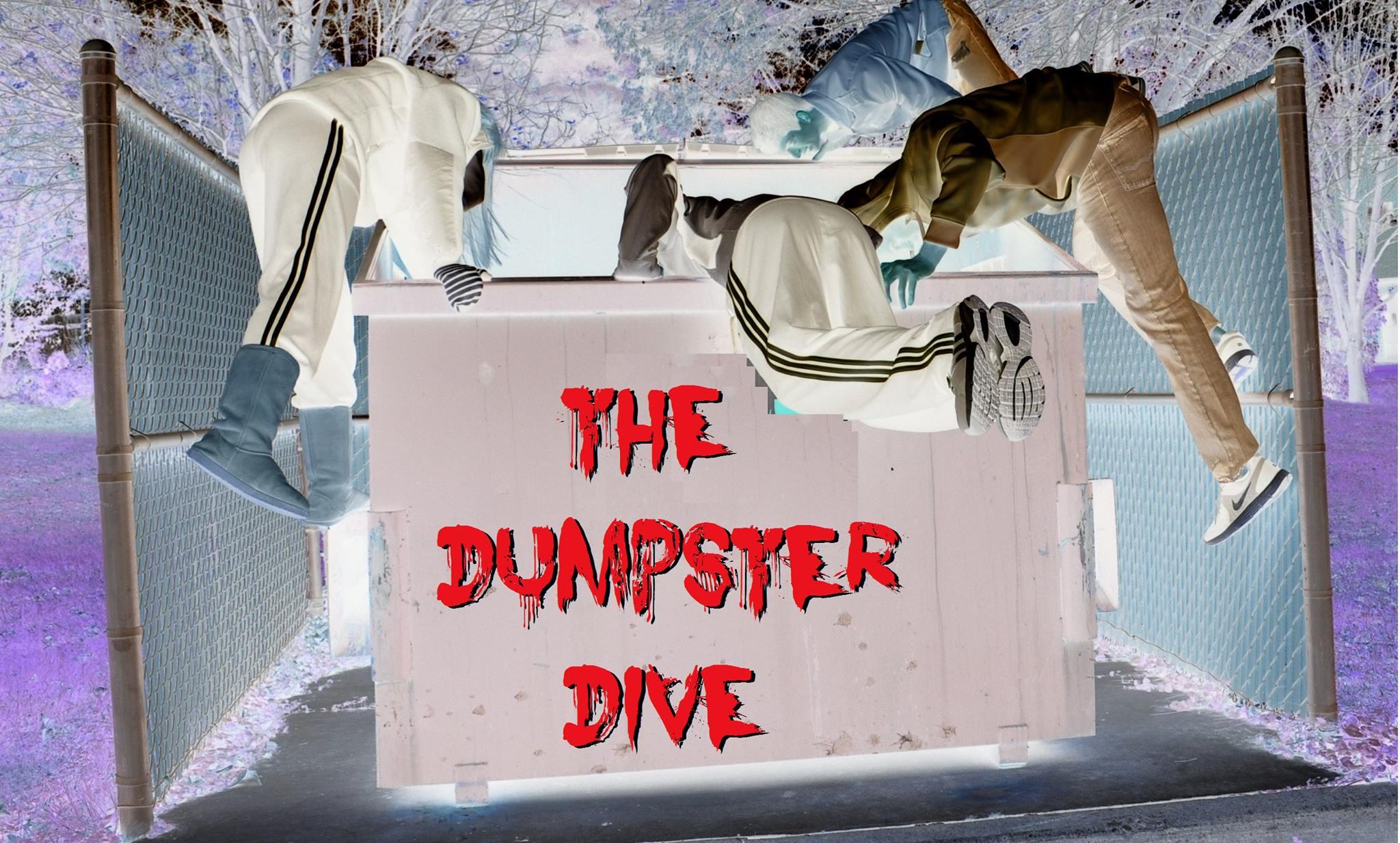 DUMPSTER DIVE LOGO