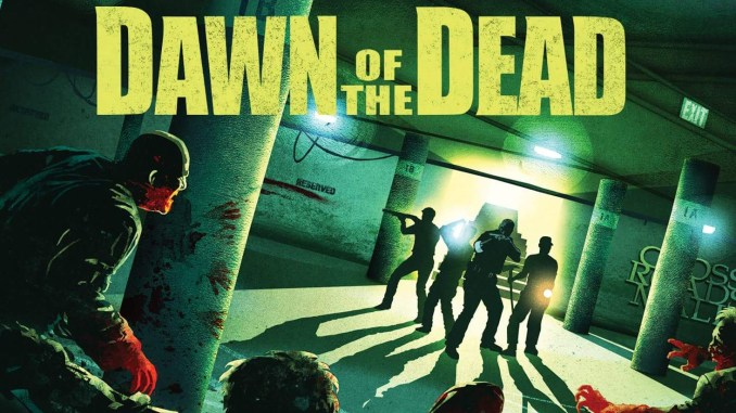dawn of the dead 1978 4k blu ray review