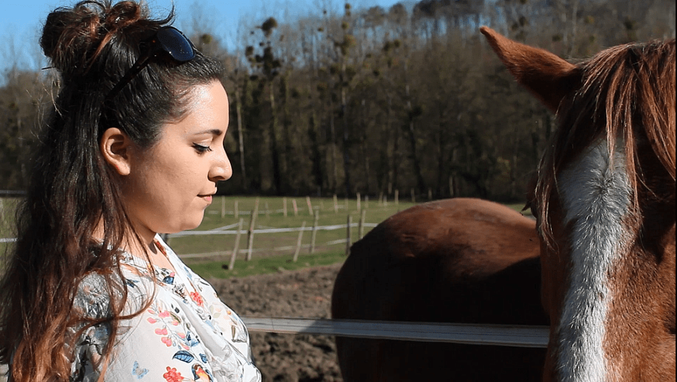 Déborah - Témoignage Planner THE HORSE RIDERS