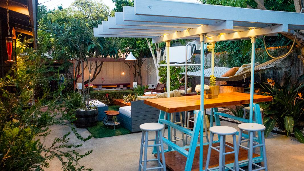 Backyard Patio Party Ideas