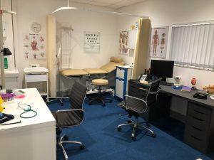 GP / Consultation Room 1