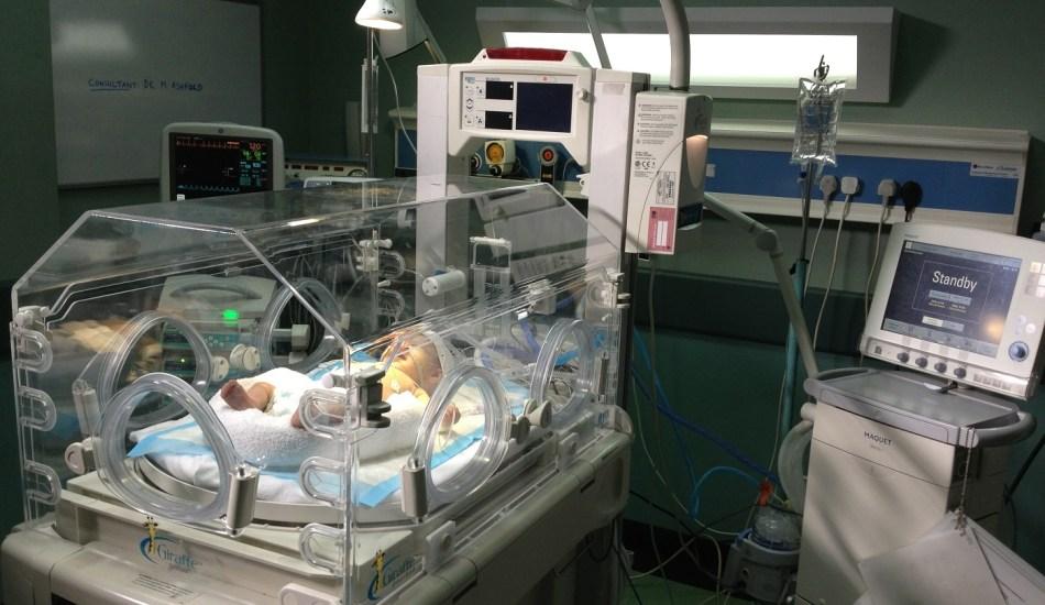 SCBU set for hospitals