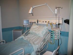 Hospital Ward Bed