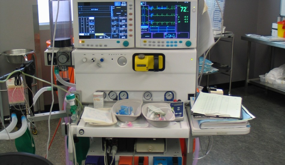 Modern patient monitoring equipement