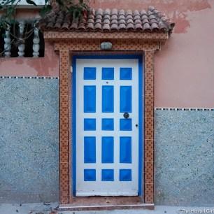 Doors of Tamraght, Morocco -15 The Hostel Girl