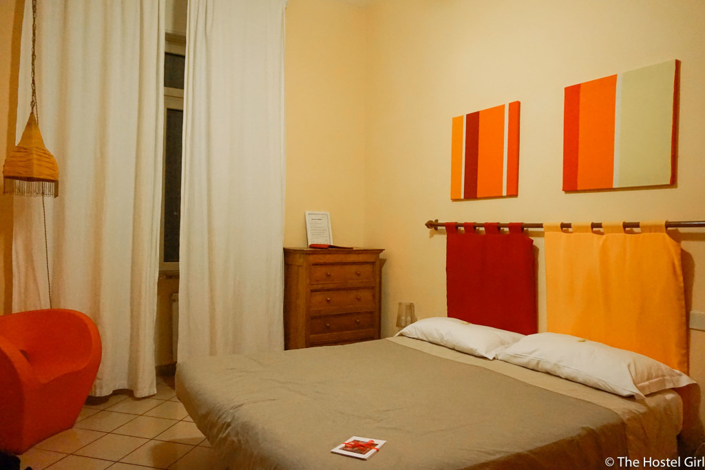 Review the beehive hostel rome the hostel girl for The beehive rome