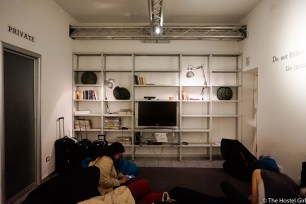 REVIEW The Yellow Hostel Rome Italy -23