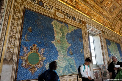 Visiting The Vatican Museums with Through Eternity Tours Rome Walking Tours Italy -10