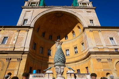 Visiting The Vatican Museums with Through Eternity Tours Rome Walking Tours Italy -8