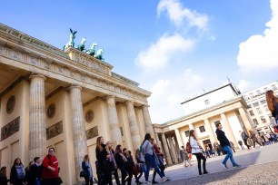 How To Photograph European Landmarks -8 Brandenburg Gate Berlin