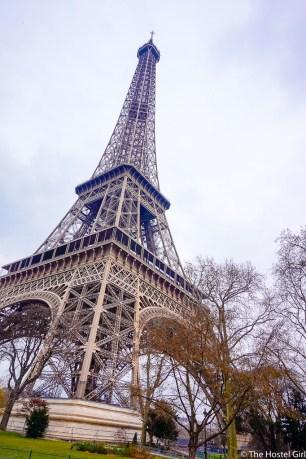 How To Photograph European Landmarks -9 Eiffel Tower Paris