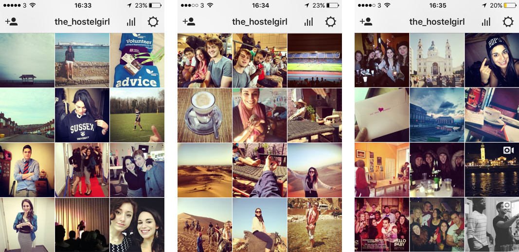 1000 Little Instagram Photos Of My Hostel Life That Will Make You