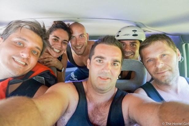 A Day Trip from Kotor - Tara River Rafting in Montenegro -6
