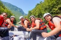 A Day Trip from Kotor - Tara River Rafting in Montenegro -7