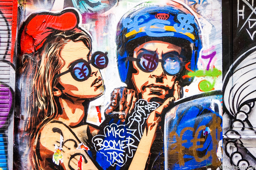 Belleville Where To Find Powerful Street Art In Paris The Hostel Girl