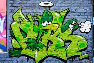 How To Find Stunning Street Art in Southsea -20