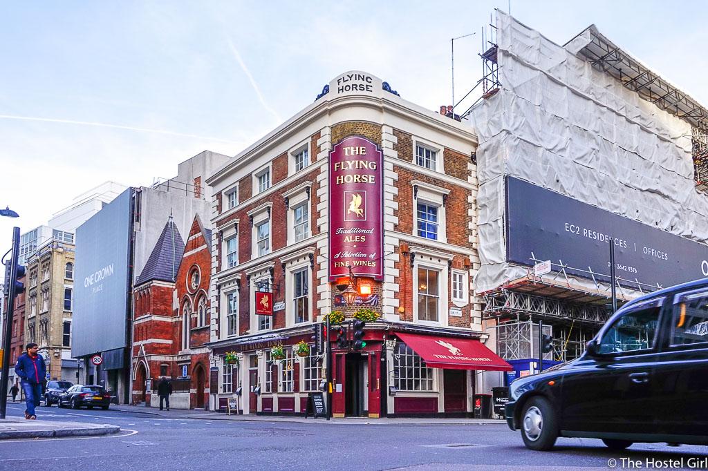 Forex liverpool street london