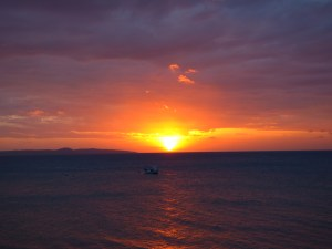 Kupang Sunset