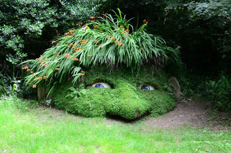 Biophilic View, Garden