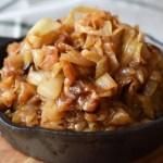 Dish, Caramelized Onions